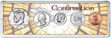 1993 Confirmation Coin Gift Set THUMBNAIL