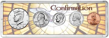 1999 Confirmation Coin Gift Set THUMBNAIL