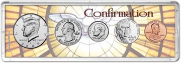 2009 Confirmation Coin Gift Set THUMBNAIL