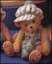 Kevin - Good Luck To You, Cherished Teddies Figurine #103896_MAIN