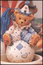 Wally - You're The Tops With Me, Cherished Teddies Figurine #103934
