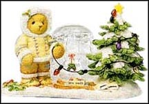 Northrop - You Make Every Place Merrier, Cherished Teddies Figurine #104139 MAIN