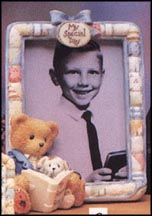 My Special Day Christopher, Cherished Teddies Photo Frame #104191 MAIN