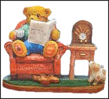 I've Always Cherished Your Love And Guidance, Cherished Teddies Figurine #104889 MAIN
