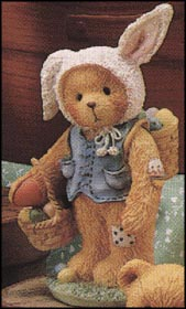 Peter - You're Some Bunny Special, Cherished Teddies Figurine #104973