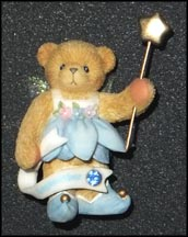 Little Twinkles - September, Cherished Teddies Figurine #105395