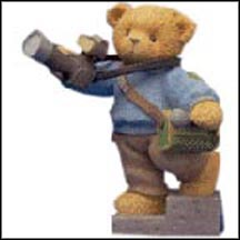 Luke - A Picture Is A Memory You Can Cherish Forever, Cherished Teddies Figurine #111505