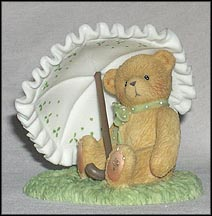 Rosie D'face, Cherished Teddies Figurine #117128 MAIN