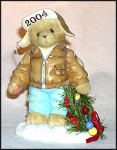 Knut - Decorating The Holiday's With Happiness, Cherished Teddies Figurine #118385