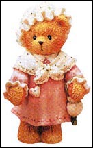 Grandma Bear - Grandma Is God's Special Gift, Cherished Teddies Figurine #127914