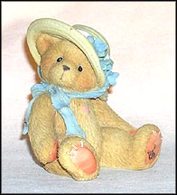 Christy - Take Me To Your Heart, Cherished Teddies Figurine #128023C