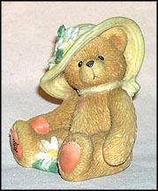 Dorothy - Love Me True, Cherished Teddies Figurine #128023D