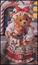 Holly - A Cup Of Homemade Love, Cherished Teddies Figurine #141119