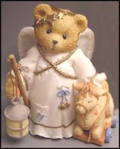Celeste - An Angel To Watch Over You, Cherished Teddies Figurine #141267