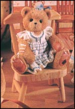 Dina - Bear In Mind, You're Special, Cherished Teddies Figurine #141275