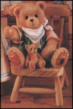 John - Bear In Mind, You're Special, Cherished Teddies Figurine #141283 MAIN