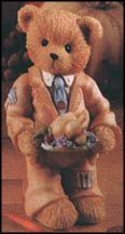 Rick - Suited Up For The Holidays, Cherished Teddies Figurine #141291 MAIN