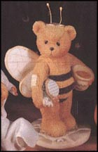 Bea - Bee My Friend, Cherished Teddies Figurine #141348 MAIN