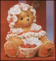 Tara - You're My Berry Best Friend!, Cherished Teddies Figurine #156310