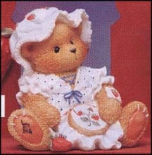 Jenna - You're Berry Special To Me, Cherished Teddies Figurine #156337