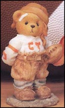 Butch - Can I Be Your Football Hero?, Cherished Teddies Figurine #156388