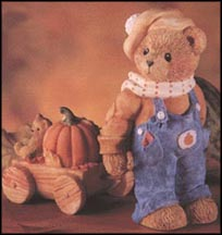 Daniel - You're My Little Pumpkin, Cherished Teddies Figurine #176214