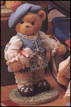 Lorna - Scotland  Our Love Is In The Highlands, Cherished Teddies Figurine #202452