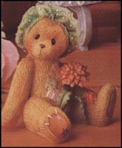 Dahlia - You're The Best Pick Of The Bunch, Cherished Teddies Figurine #202932