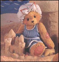 Sandy - There's Room In My Sand Castle For You, Cherished Teddies Figurine #203467