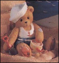 Gregg - Everything Pails In Comparison To Friends, Cherished Teddies Figurine #203505