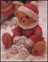 Ted - Snow Fun When You're Not Around, Cherished Teddies Figurine #269727