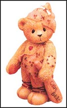 Hunter - Me Bear, You Friend, Cherished Teddies Figurine #354104