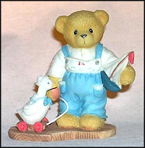 Alex - Cherish The Little Things, Cherished Teddies Figurine #368156