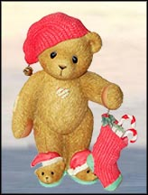 Have A Warm And Fuzzy Holiday, Cherished Teddies Figurine #4002833 MAIN
