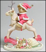 Gavin, May Your Holiday Dreams Take Flight, Cherished Teddies Figurine #4002847 MAIN