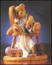Joseph - Everyone Has Their Old Friends' To Hug, Cherished Teddies Figurine #476471A