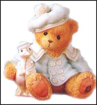 Cole - We've Got A Lot To Be Thankful For, Cherished Teddies Figurine #476714