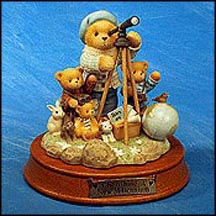 Winfield - Anything Is Possible When You Wish On A Star, Cherished Teddies Figurine #476811