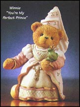 Winnie - You're My Perfect Prince, Cherished Teddies Figurine #481696