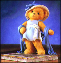 Bette - You Are The Star Of The Show, Cherished Teddies Figurine #533637 MAIN