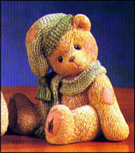 Meredith - You're As Cozy As A Pair Of Mittens!, Cherished Teddies Figurine #534226 MAIN