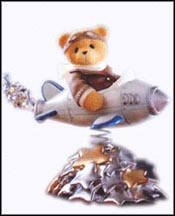Milton - Wishing For A Future As Bright As The Stars, Cherished Teddies Figurine #542644