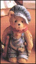 Tiny Ted-Bear - God Bless Us Everyone, Cherished Teddies Figurine #614777 MAIN