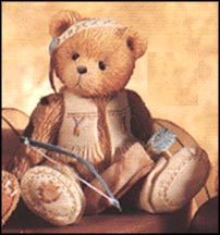 Willie - Bears Of A Feather Stay Together, Cherished Teddies Figurine #617164