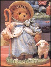 Little Bo Peep - Looking For A Friend Like You, Cherished Teddies Figurine #624802