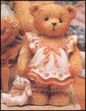 Child Of Kindness - Young Daughter, Cherished Teddies Figurine #624853