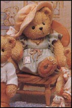 Mother - A Mother's Love Bears All Things, Cherished Teddies Figurine #624861