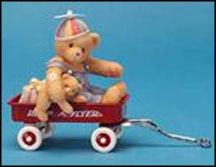 Spanky - Frienship Can Sometimes Be Bumpy,, Cherished Teddies Figurine #644382