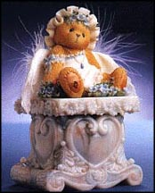Willow - Cherished Your Spirit, Cherished Teddies Figurine #661759