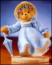 Theresa - You Have Such Wonderful Grace, Cherished Teddies Figurine #662461